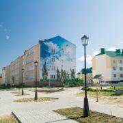 Граффити оформление художественная роспись стен фасадов на заказ youfeelmyskill streetskills в Москве Сочи Краснодаре