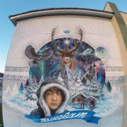 Художественное оформление роспись стен и фасадов в Сочи