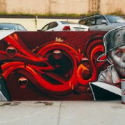 Онлайн школа рисования граффити в Сочи детская площадка