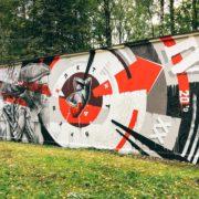 Граффити оформление Youfeelmyskill