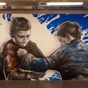 школа самбо борьба дзюдо спорт