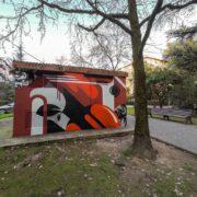 Граффити оформление и роспись стен в Сочи от Youfeelmyskill