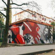 Граффити оформление в Сочи от Youfeelmyskill