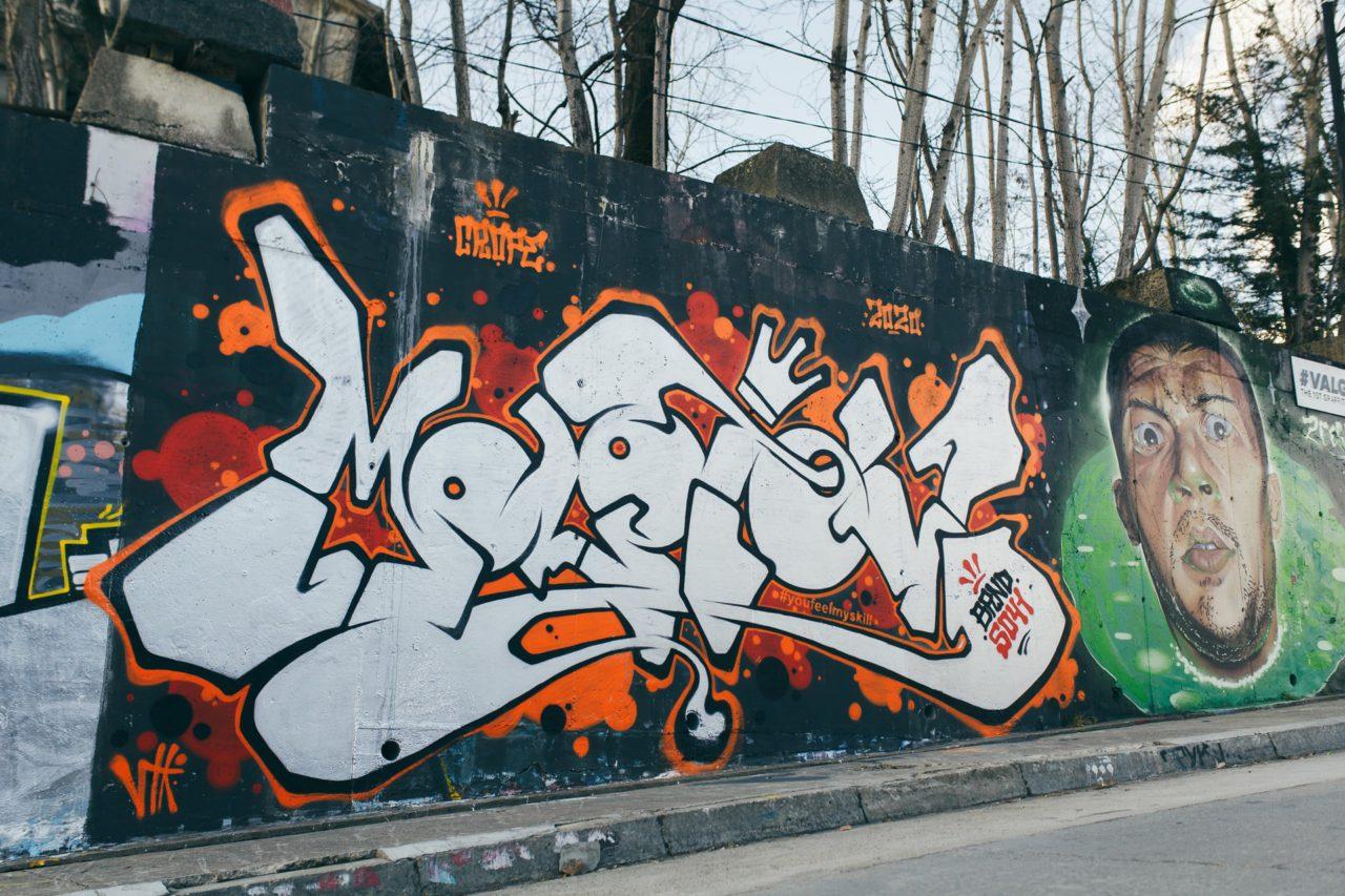 граффити в сочи на заказ роспись стен